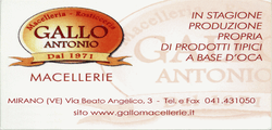 Gallo macellerie