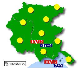 Meteo Friuli
